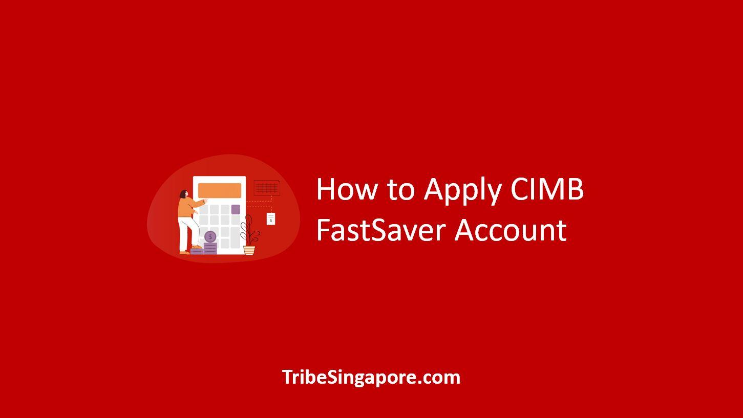 CIMB FastSaver Account