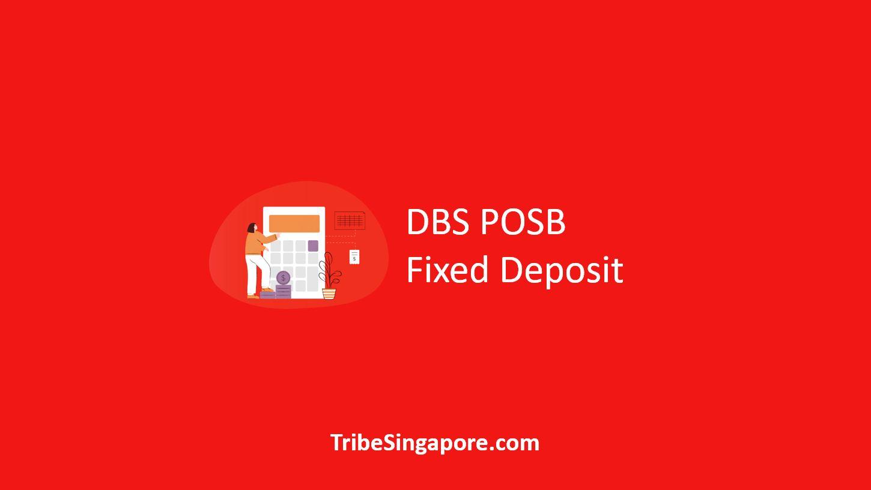DBS POSB Fixed Deposit