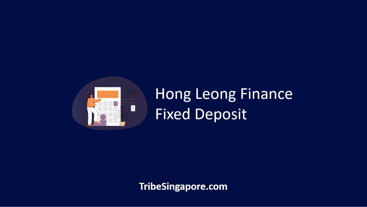 Hong Leong Finance Fixed Deposit