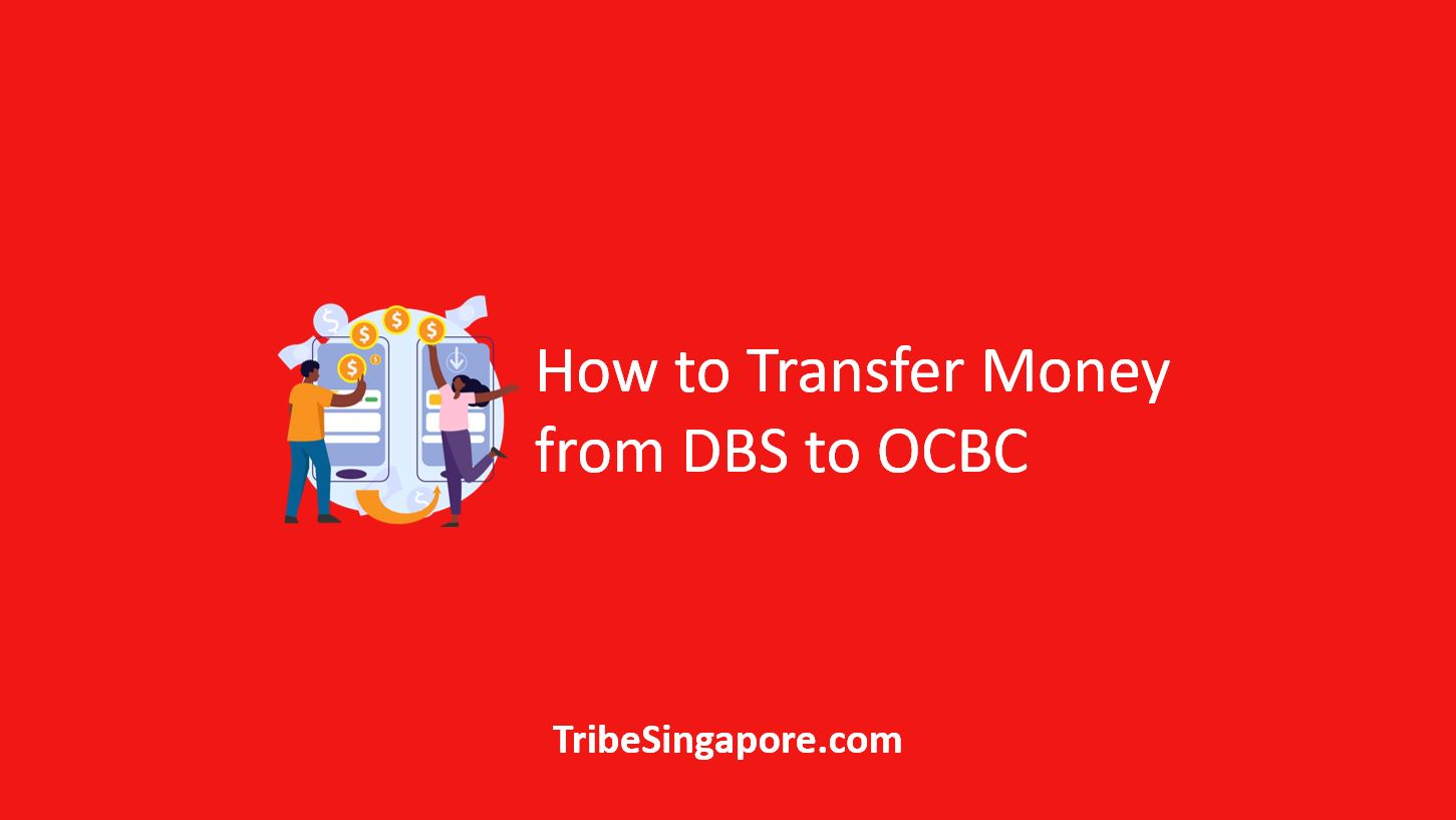 How to Transfer Money from DBS to OCBC Using ATM
