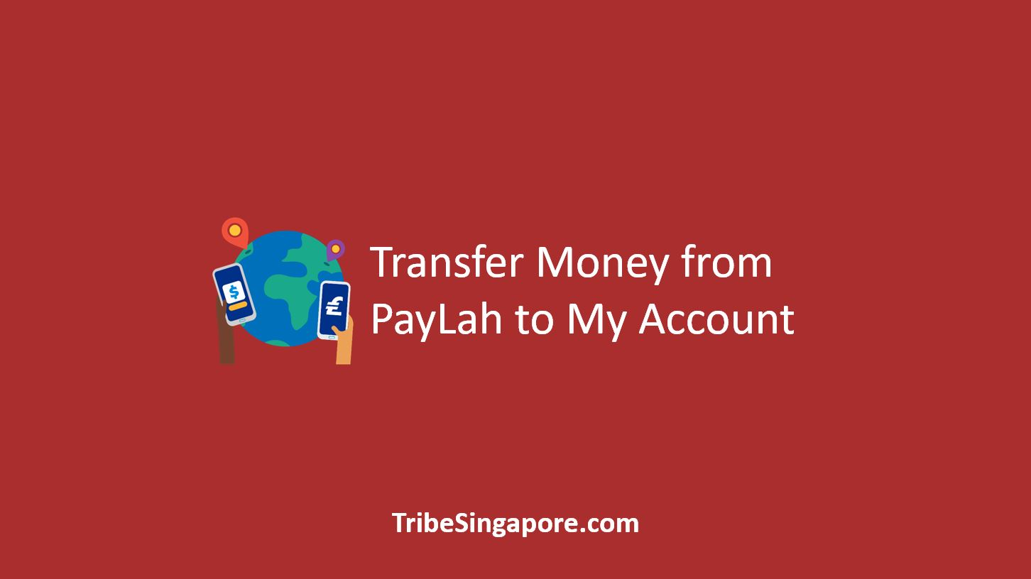 How to Transfer Money from PayLah to My Account