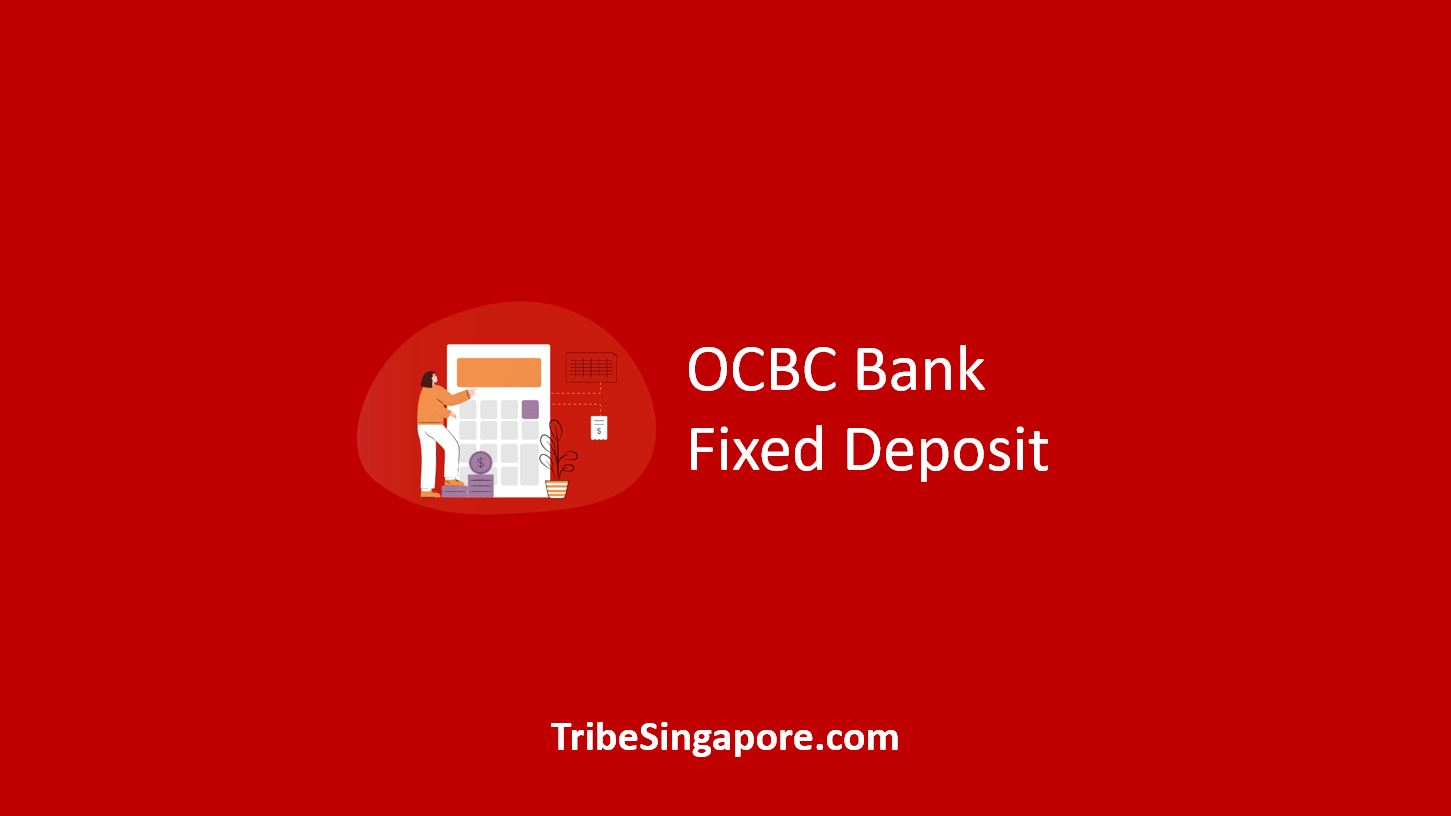 OCBC Fixed Deposit