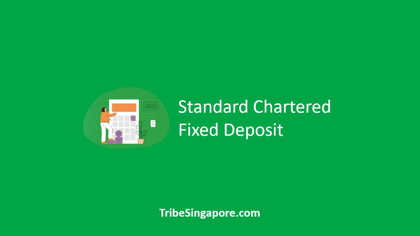 Standard Chartered Fixed Deposit