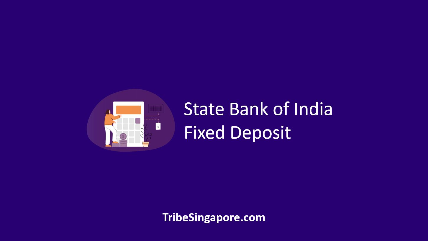 State Bank of India Fixed Deposit