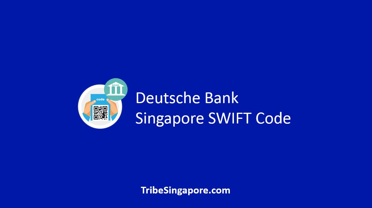 Deutsche Singapore SWIFT Code