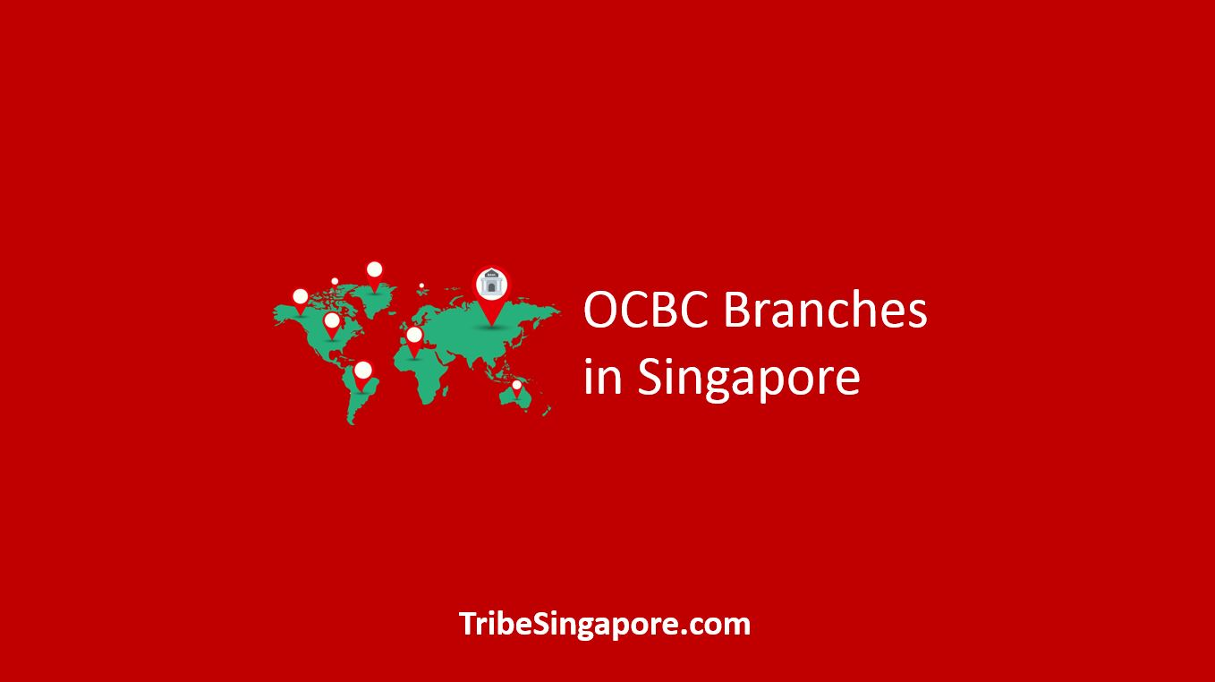 OCBC Branches in Singapore