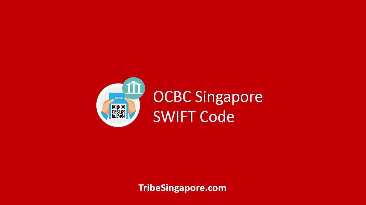 OCBC Singapore SWIFT Code