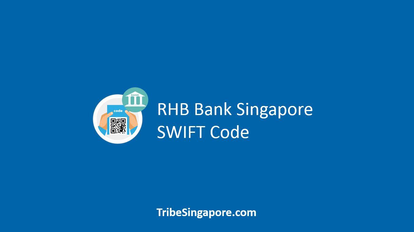 RHB Singapore SWIFT Code