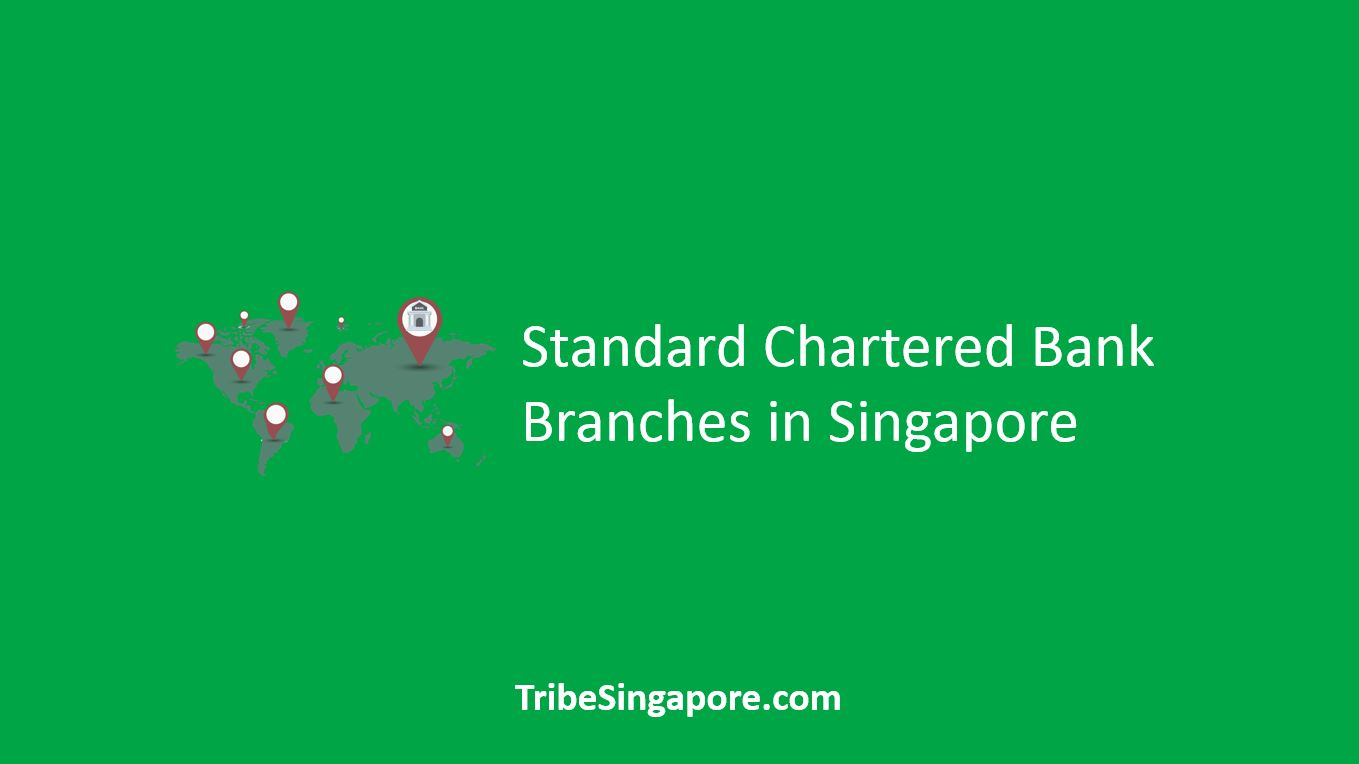 Standard Chartered Bank Branches in Singapore