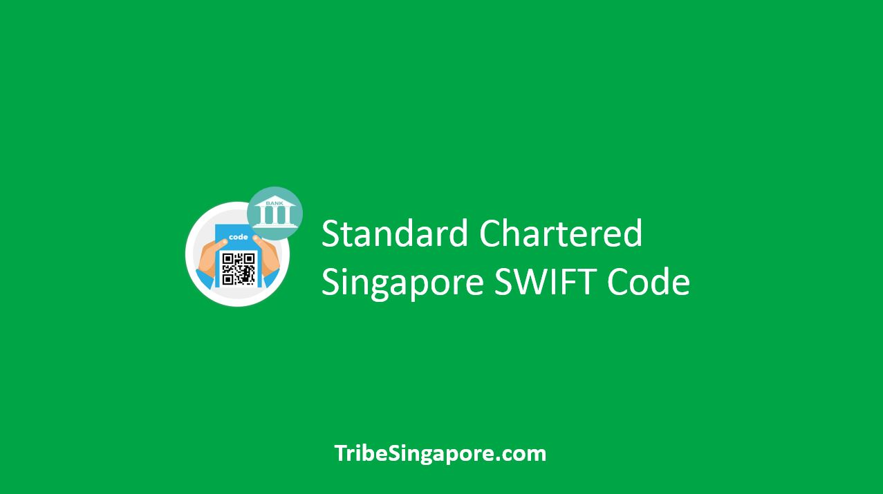 Standard Chartered Singapore SWIFT Code