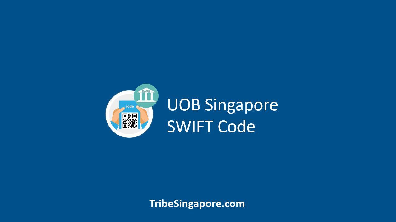 UOB Singapore SWIFT Code
