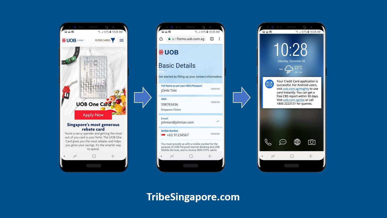 Apply UOB Credit Card Online
