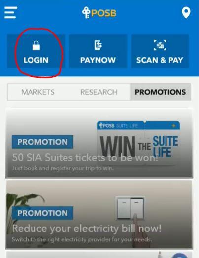Can POSB Transfer to UOB via Mobile Banking