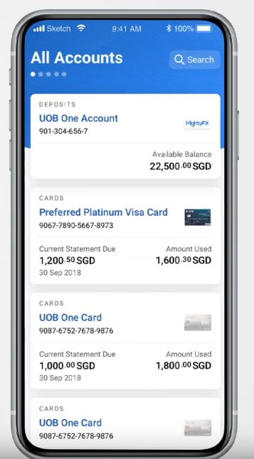 How to Activate UOB Credit Card Online Banking Payment