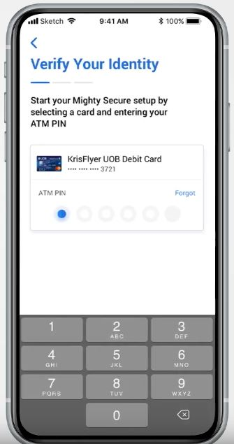 How to Activate UOB Credit Card Online