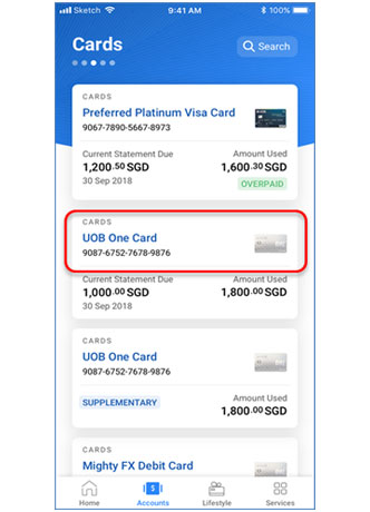 How to Cancel UOB Credit Card Online