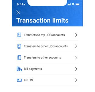 How to Change UOB PayNow Limit Online Payment