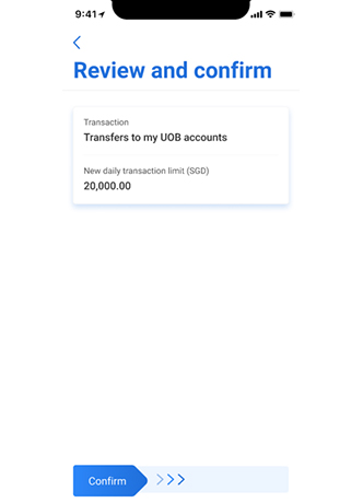 How to Change UOB PayNow Limit Payee Online