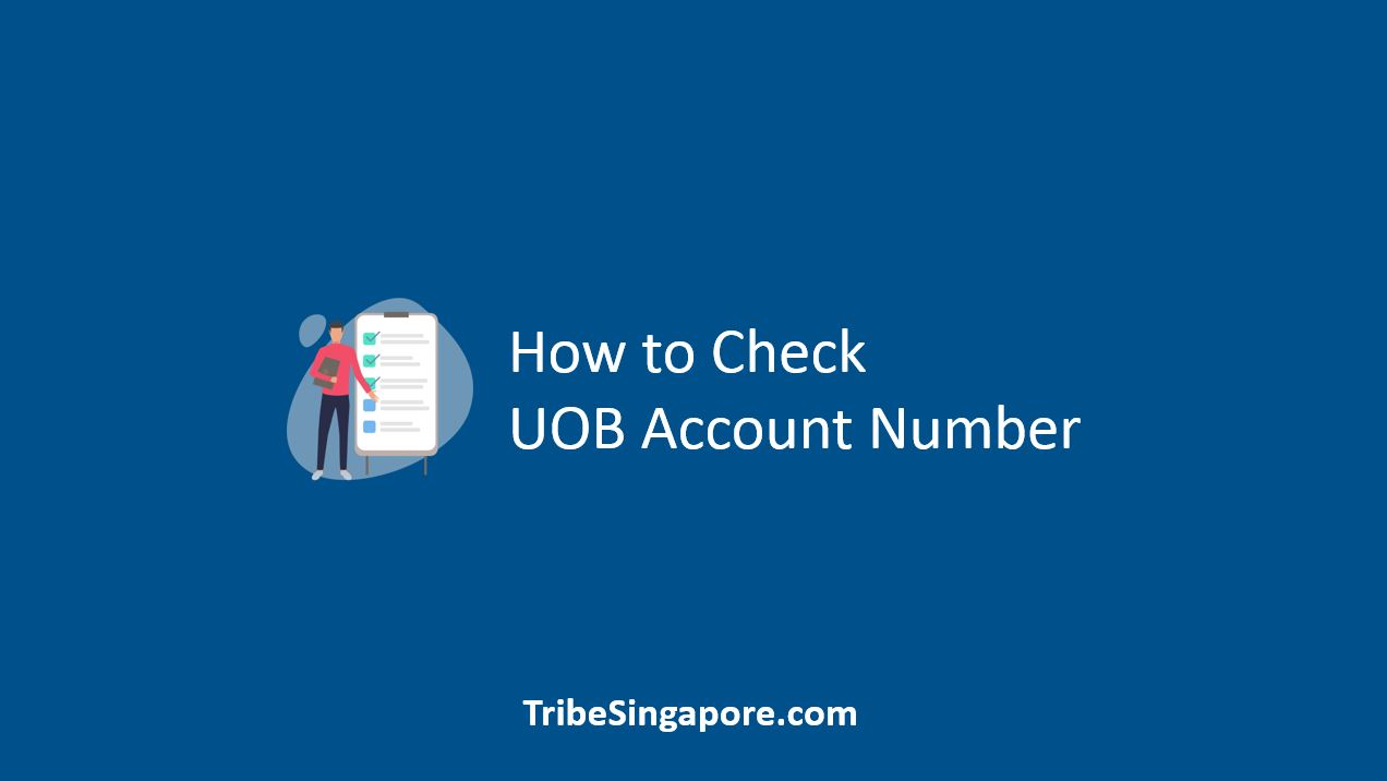 How to Check UOB Account Number