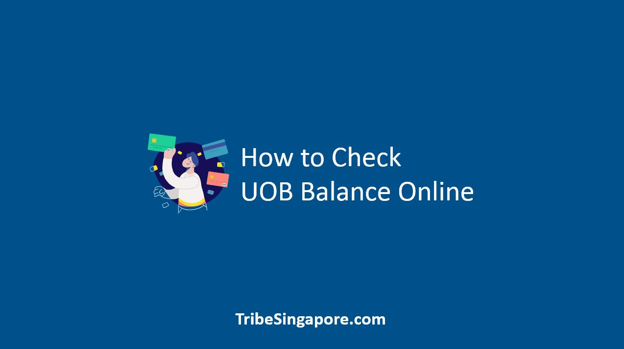 How to Check UOB Balance Online