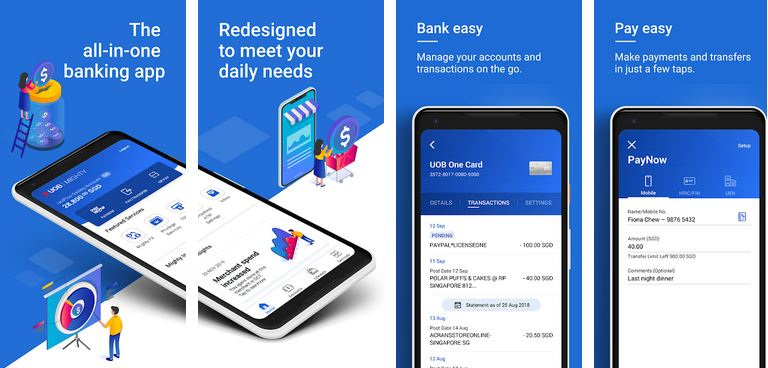 How to DeRegister PayNow In UOB Mobile Banking
