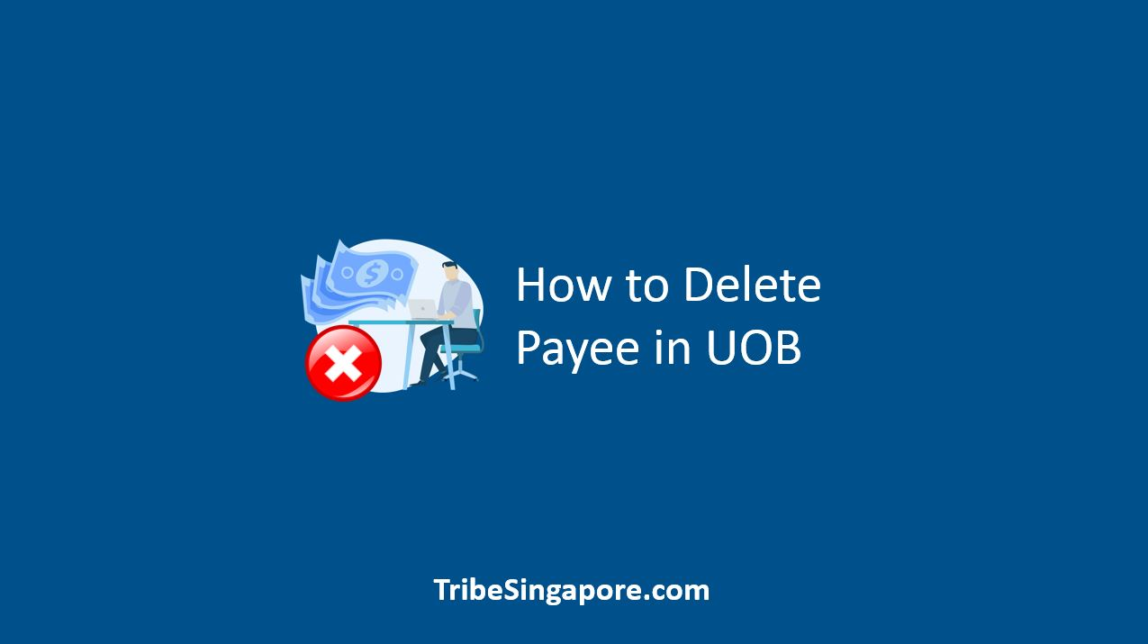 How to Delete Payee in UOB
