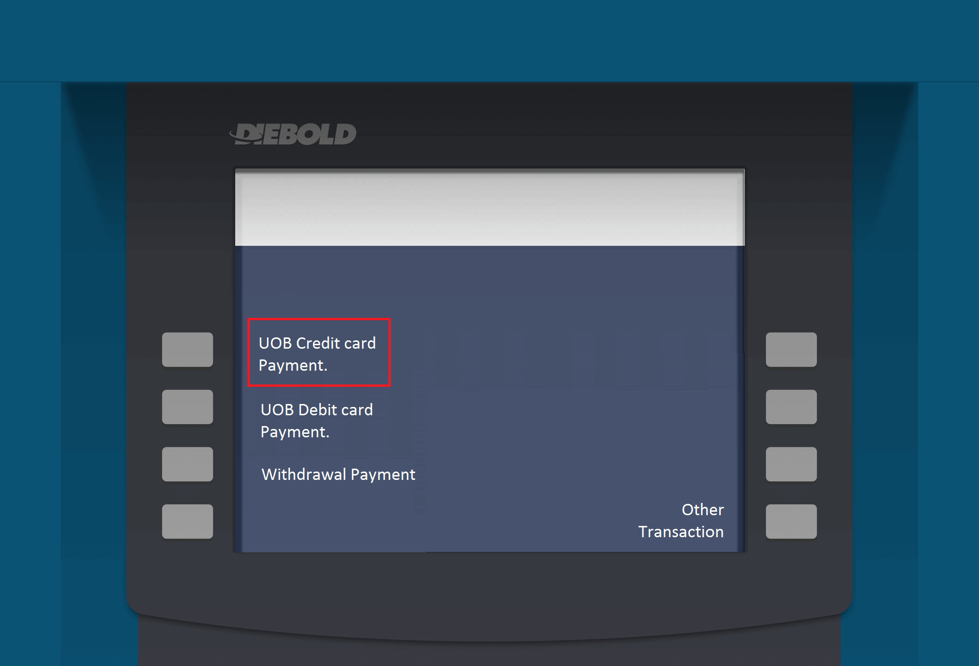 How to Pay UOB Credit Card Bill Online