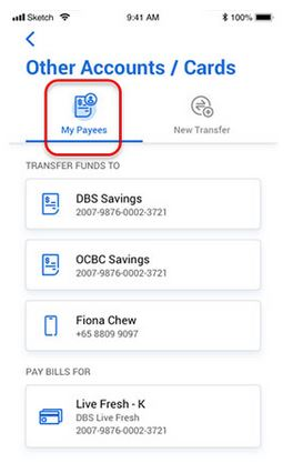 How to Transfer Money from UOB to Other Bank Accounts Online Payee
